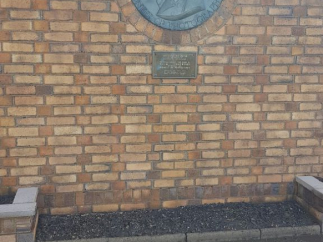 AFTER RESULTS, Amazing results the Thomas Wedgwood Memorial Wall located at Etruria Park, Stoke On Trent