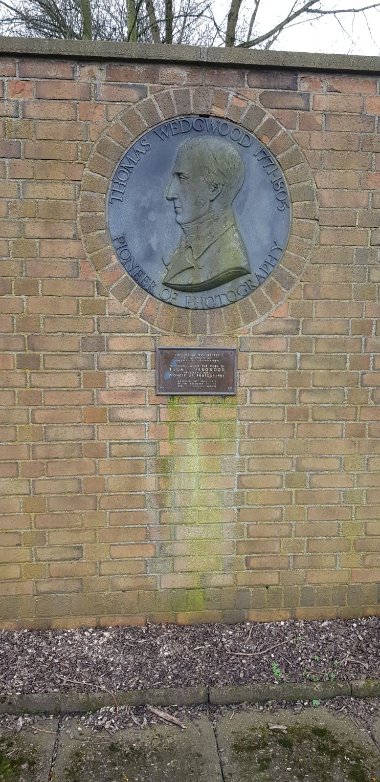 The memorial wall had become stained with moss and algae over time, we utilised the DOFF Steam Cleaning Equipment to restore it to its former glory.